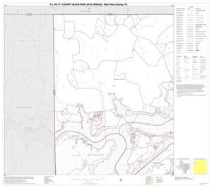 Primary view of object titled 'P.L. 94-171 County Block Map (2010 Census): Palo Pinto County, Block 5'.