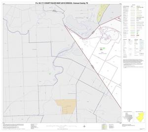 Primary view of object titled 'P.L. 94-171 County Block Map (2010 Census): Aransas County, Block 7'.