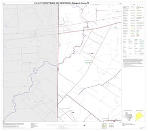 Primary view of object titled 'P.L. 94-171 County Block Map (2010 Census): Matagorda County, Block 13'.