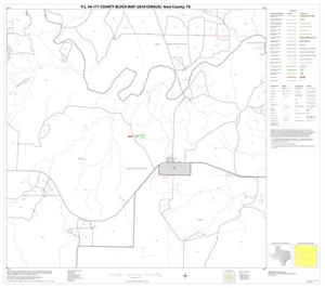 Primary view of object titled 'P.L. 94-171 County Block Map (2010 Census): Kent County, Block 5'.