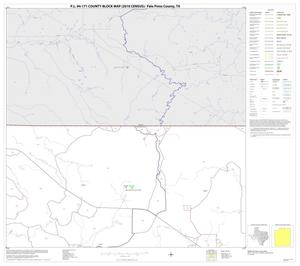 Primary view of object titled 'P.L. 94-171 County Block Map (2010 Census): Palo Pinto County, Block 2'.