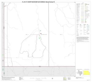 Primary view of object titled 'P.L. 94-171 County Block Map (2010 Census): Menard County, Block 9'.