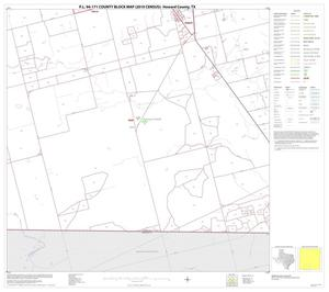 Primary view of object titled 'P.L. 94-171 County Block Map (2010 Census): Howard County, Block 14'.