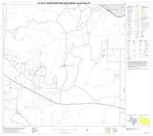 Primary view of object titled 'P.L. 94-171 County Block Map (2010 Census): Foard County, Block 4'.