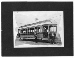 Primary view of object titled '[Interurban Street Raildroads]'.