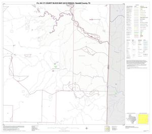 Primary view of object titled 'P.L. 94-171 County Block Map (2010 Census): Randall County, Block 12'.
