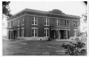 Primary view of object titled 'Campbell Building, State Juvenile Training School'.