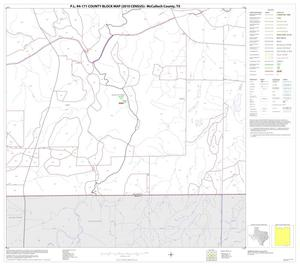 Primary view of object titled 'P.L. 94-171 County Block Map (2010 Census): McCulloch County, Block 29'.