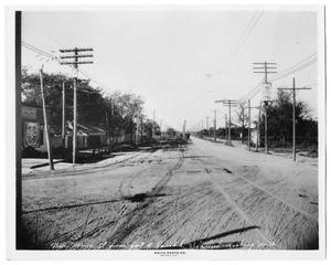 Primary view of object titled 'North Main Street, Ft. Worth, Texas, 1914'.