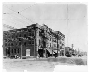 The 1911 Majestic Theater in Fort Worth