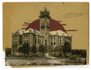 Primary view of object titled 'City Hall in Ft. Worth, Texas'.