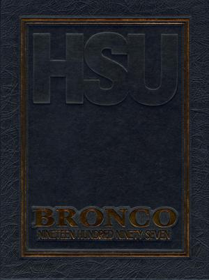 The Bronco, Yearbook of Hardin-Simmons University, 1997