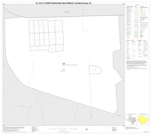 Primary view of object titled 'P.L. 94-171 County Block Map (2010 Census): Fort Bend County, Inset B01'.