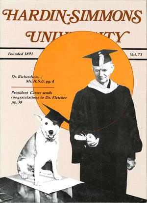Primary view of object titled 'The Bronco, Yearbook of Hardin-Simmons University, 1978'.
