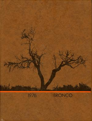 Primary view of object titled 'The Bronco, Yearbook of Hardin-Simmons University, 1976'.
