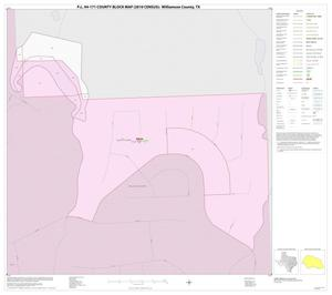Primary view of object titled 'P.L. 94-171 County Block Map (2010 Census): Williamson County, Inset Q01'.