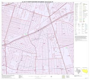 Primary view of object titled 'P.L. 94-171 County Block Map (2010 Census): Harris County, Block 237'.