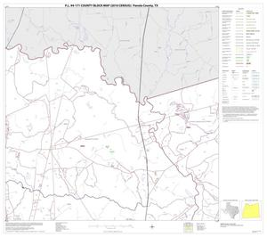 Primary view of object titled 'P.L. 94-171 County Block Map (2010 Census): Panola County, Block 3'.