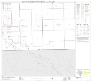 Primary view of object titled 'P.L. 94-171 County Block Map (2010 Census): Nueces County, Block 32'.
