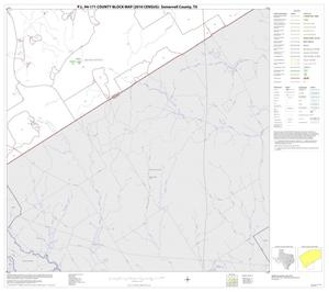Primary view of object titled 'P.L. 94-171 County Block Map (2010 Census): Somervell County, Block 9'.