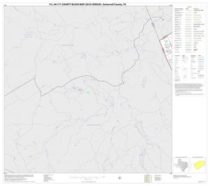 Primary view of object titled 'P.L. 94-171 County Block Map (2010 Census): Somervell County, Block 4'.