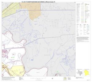 Primary view of object titled 'P.L. 94-171 County Block Map (2010 Census): Jefferson County, Block 8'.