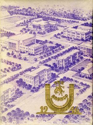 The Bronco, Yearbook of Hardin-Simmons University, 1946