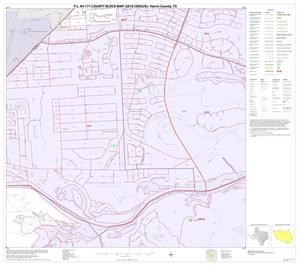 Primary view of object titled 'P.L. 94-171 County Block Map (2010 Census): Harris County, Block 56'.
