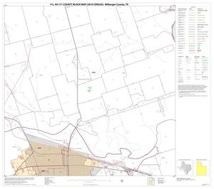 Primary view of object titled 'P.L. 94-171 County Block Map (2010 Census): Wilbarger County, Block 6'.