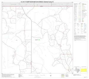 Primary view of object titled 'P.L. 94-171 County Block Map (2010 Census): Schleicher County, Block 5'.