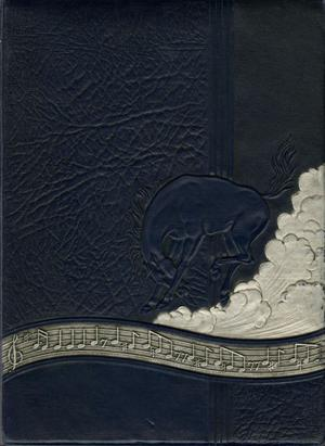 Primary view of object titled 'The Bronco, Yearbook of Hardin-Simmons University, 1935'.