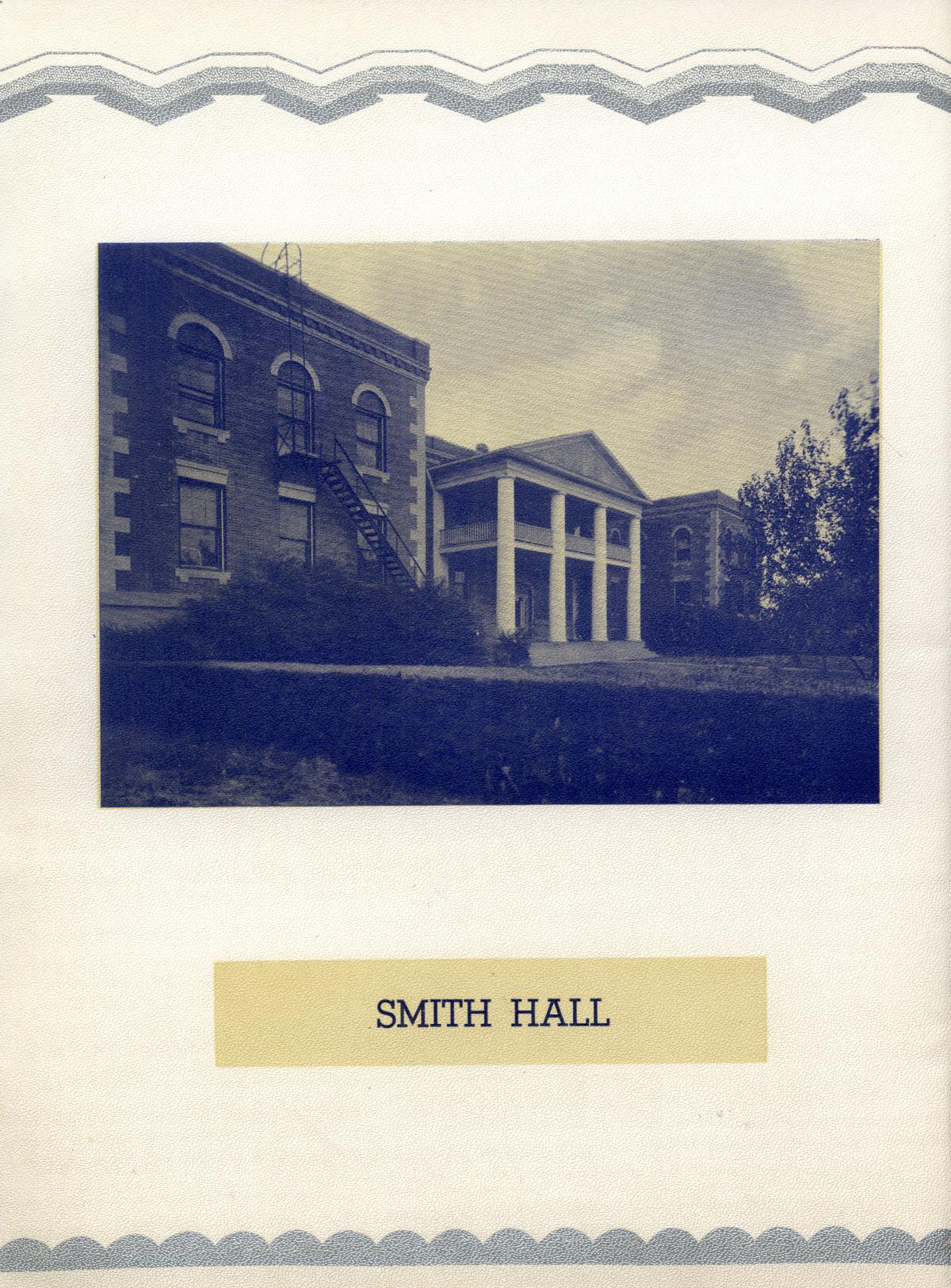 The Bronco, Yearbook of Hardin-Simmons University, 1935                                                                                                      12