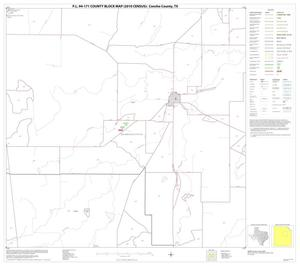 Primary view of object titled 'P.L. 94-171 County Block Map (2010 Census): Concho County, Block 7'.