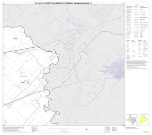 Primary view of object titled 'P.L. 94-171 County Block Map (2010 Census): Matagorda County, Block 6'.