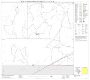 Primary view of object titled 'P.L. 94-171 County Block Map (2010 Census): Lipscomb County, Block 15'.