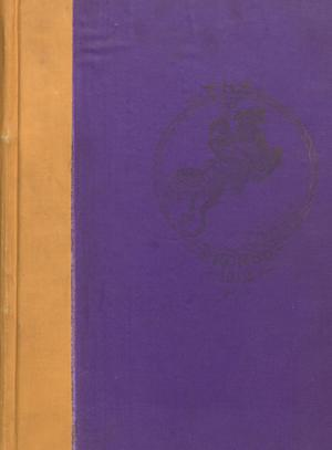 Primary view of object titled 'The Bronco, Yearbook of Simmons College, 1912'.