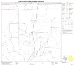 Primary view of object titled 'P.L. 94-171 County Block Map (2010 Census): Erath County, Block 4'.