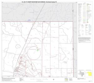 Primary view of object titled 'P.L. 94-171 County Block Map (2010 Census): Tom Green County, Block 5'.