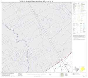 Primary view of object titled 'P.L. 94-171 County Block Map (2010 Census): Matagorda County, Block 1'.