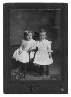 Primary view of object titled 'Jessie Belle Blanton and John Robert Blanton'.