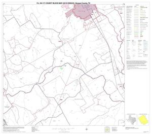 Primary view of object titled 'P.L. 94-171 County Block Map (2010 Census): Bosque County, Block 23'.