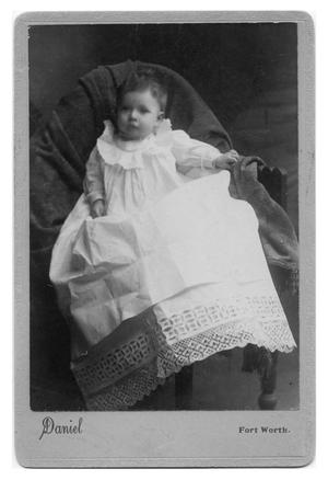 Primary view of object titled 'Jessie Belle Blanton'.