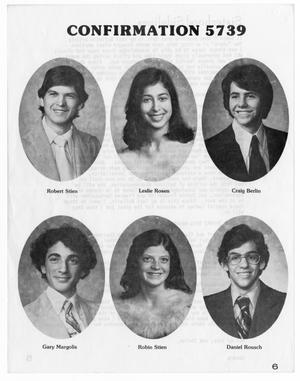 [Confirmation Class of 1979]