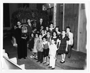 Primary view of object titled '[Consecration Class of 1951]'.