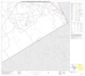 Primary view of object titled 'P.L. 94-171 County Block Map (2010 Census): Erath County, Block 28'.