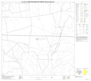 Primary view of object titled 'P.L. 94-171 County Block Map (2010 Census): Brewster County, Block 59'.