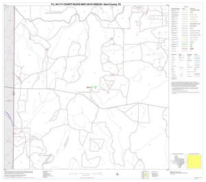 Primary view of object titled 'P.L. 94-171 County Block Map (2010 Census): Kent County, Block 4'.
