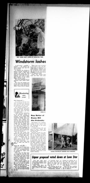 Primary view of object titled 'The Naples Monitor (Naples, Tex.), Vol. [74], No. [42], Ed. 1 Thursday, May 12, 1960'.