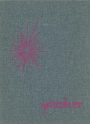 The Grassburr, Yearbook of Tarleton State College, 1970