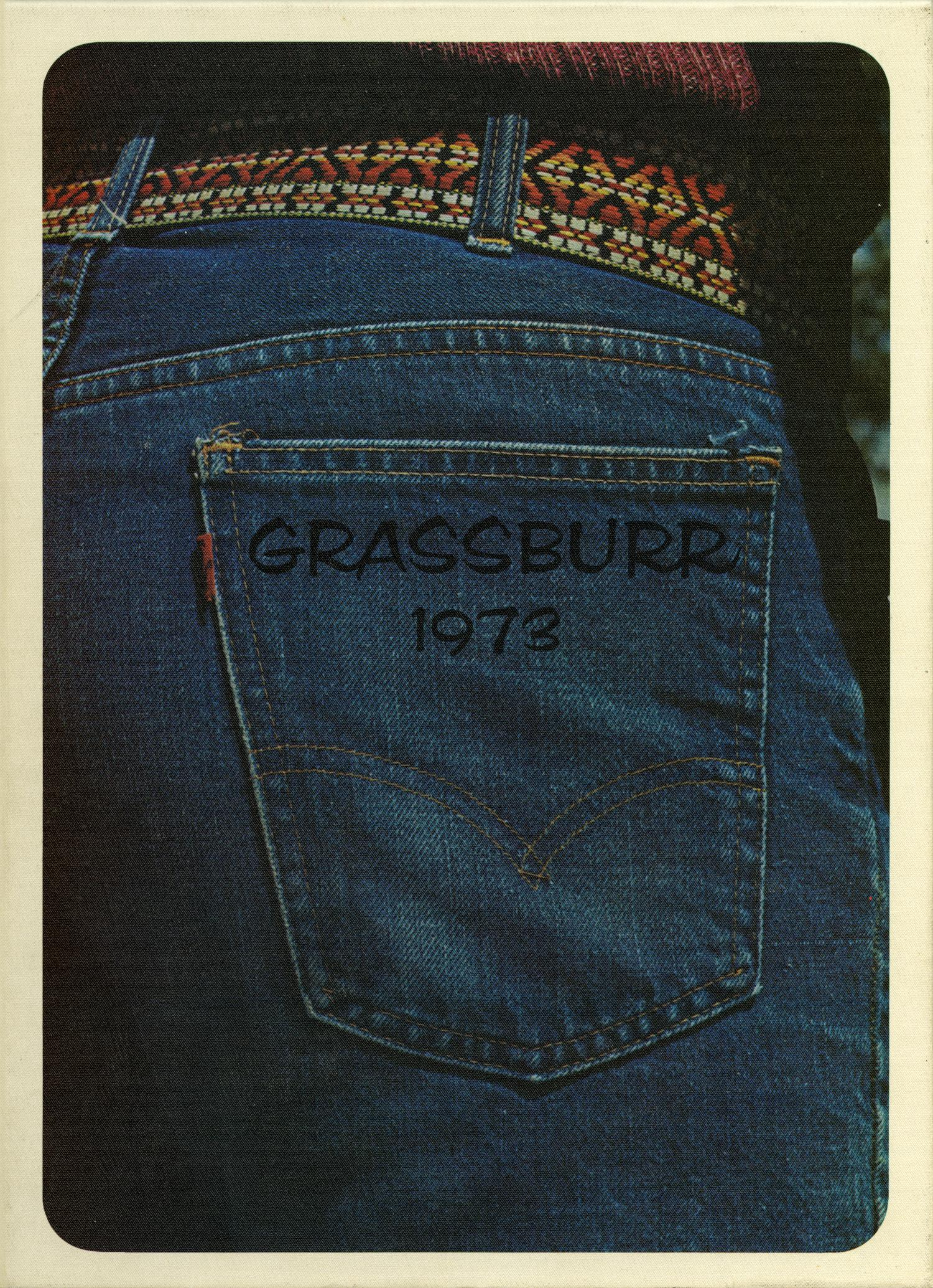 the grassburr yearbook of tarleton state college 1973 the portal